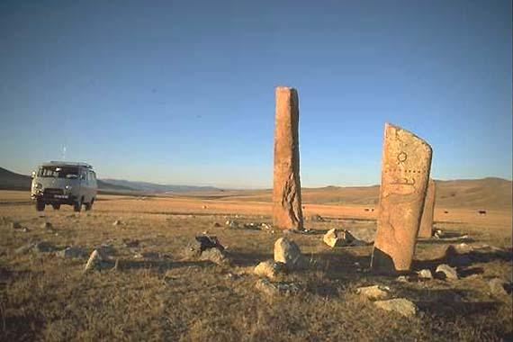 Turismo en Mongolia